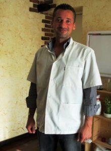 Damien GRISON Ostéopathe en Région Aquitaine