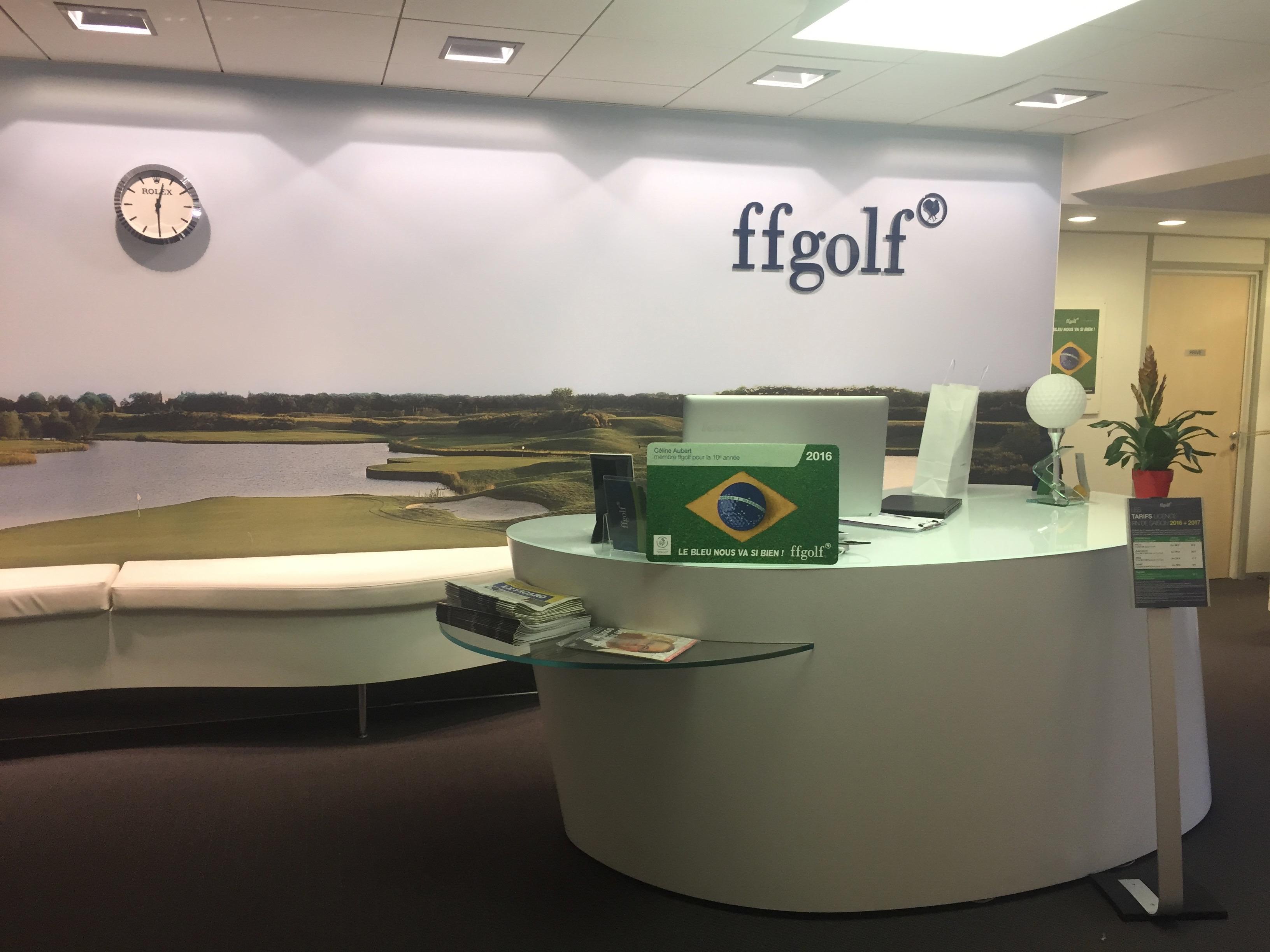 Commission Médicale de la Fédération Francaise de Golf 2015